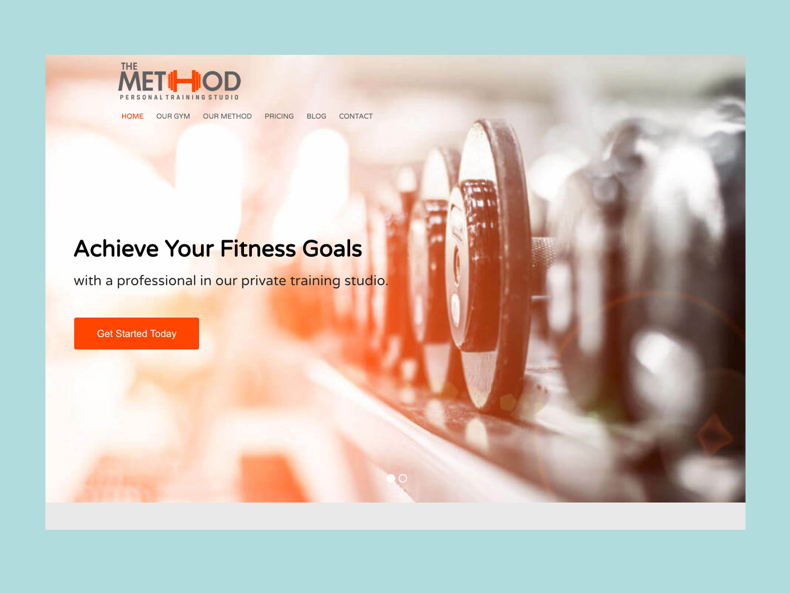 The Method Personal Training Studio - Raleigh, NC